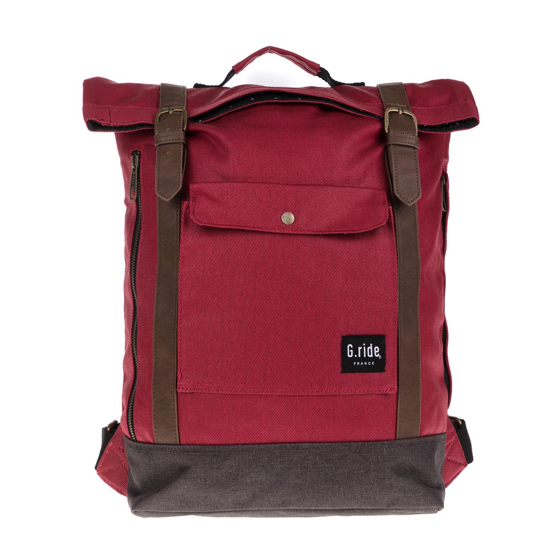 G.RIDE – Unisex τσάντα πλάτης BALTHAZAR G.RIDE κόκκινη 1627321.0-4571