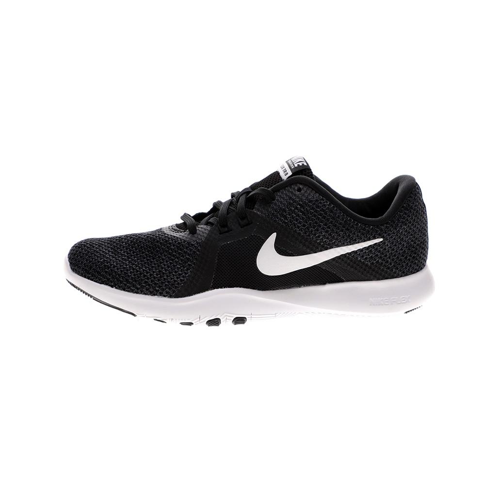 NIKE – Γυναικεία παπούτσια προπόνησης NIKE FLEX TRAINER 8 μαύρα λευκά