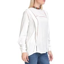 MYMOO-Γυναικεία μπλούζα MYMOO λευκή