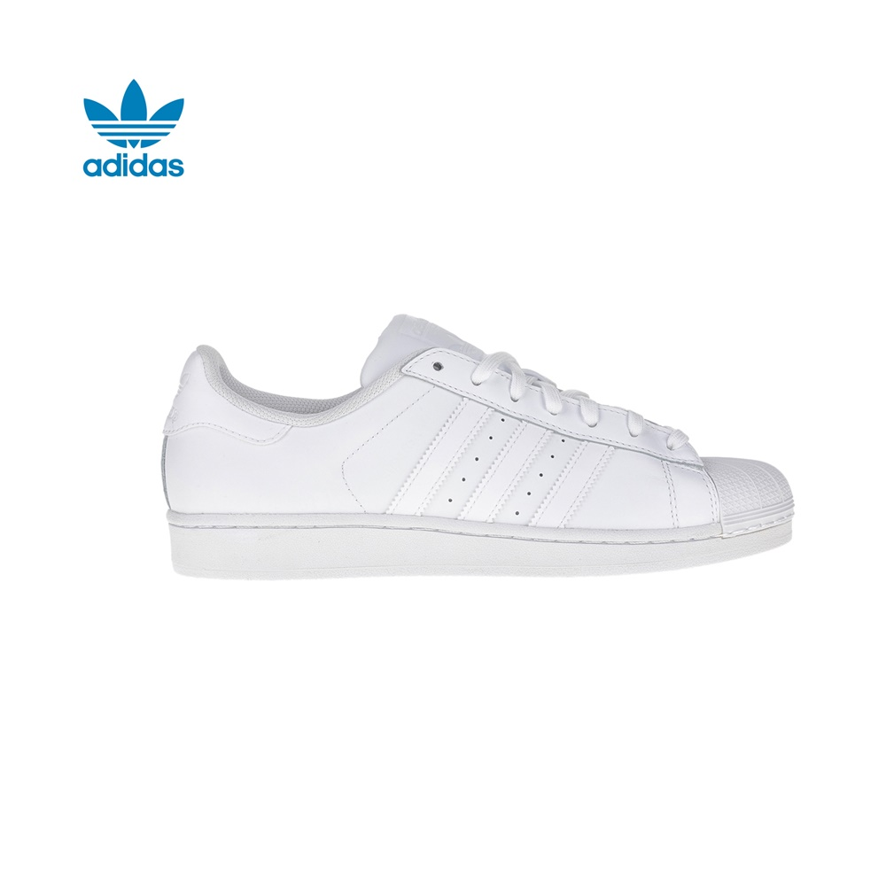 adidas Originals – Ανδρικά sneakers adidas SuperStar Foundation λευκά