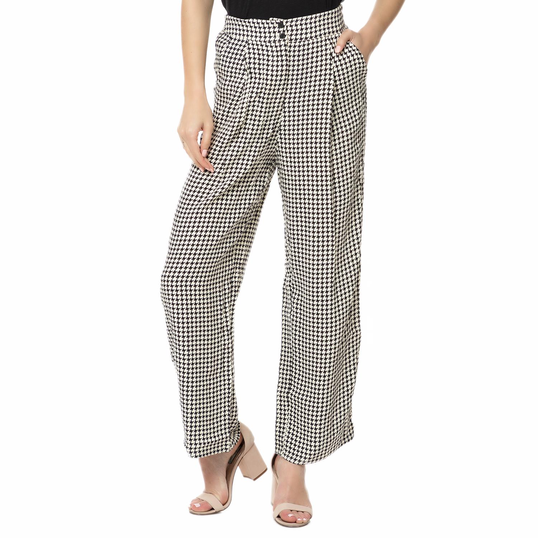 AMERICAN VINTAGE - Γυναικεία παντελόνα DOLY140H16 AMERICAN VINTAGE με μοτίβο