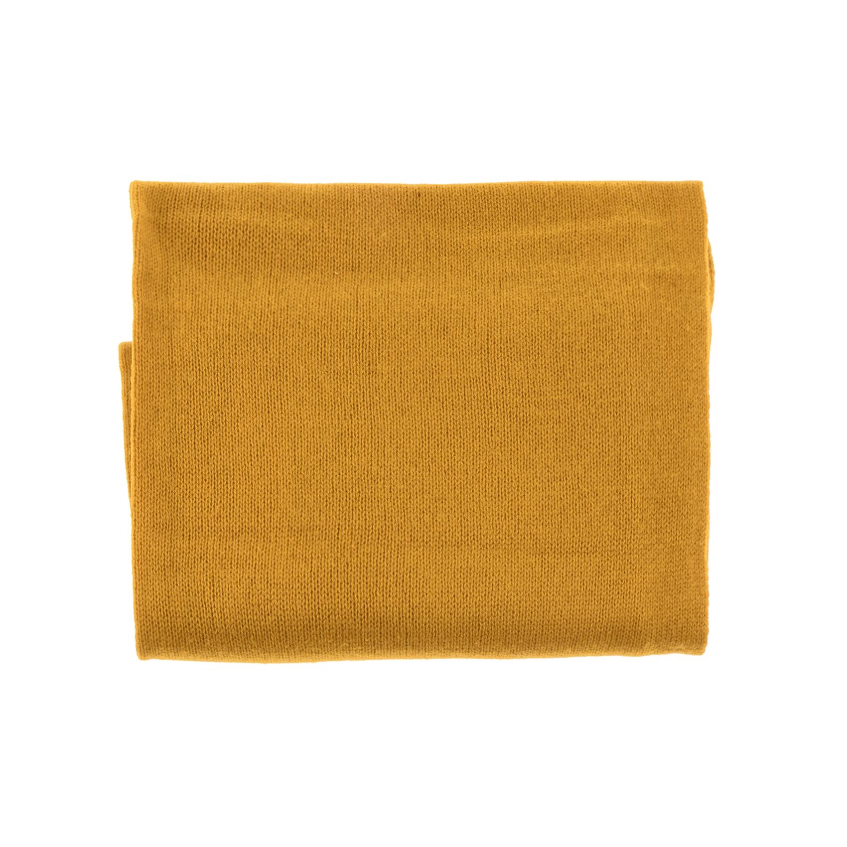 AMERICAN VINTAGE - Γυναικείο κασκόλ AMERICAN VINTAGE κίτρινο γυναικεία αξεσουάρ φουλάρια κασκόλ γάντια