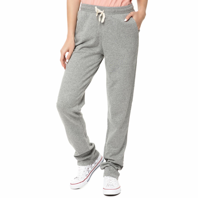AMERICAN VINTAGE - Γυναικείο παντελόνι φόρμας JAG81H16 AMERICAN VINTAGE γκρι γυναικεία ρούχα παντελόνια φόρμες