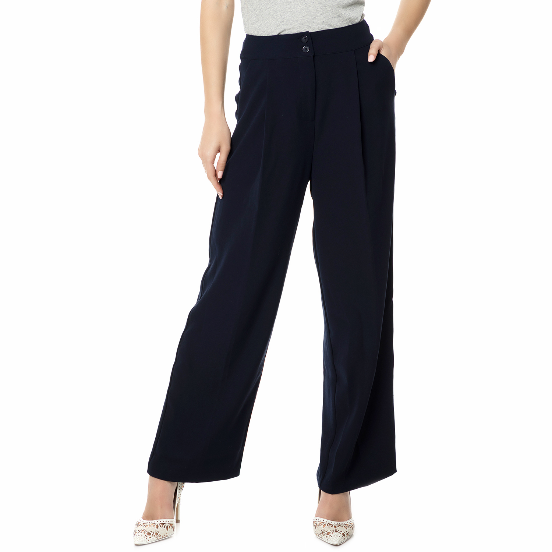 AMERICAN VINTAGE - Γυναικεία παντελόνα ZIC149 AMERICAN VINTAGE blue-black