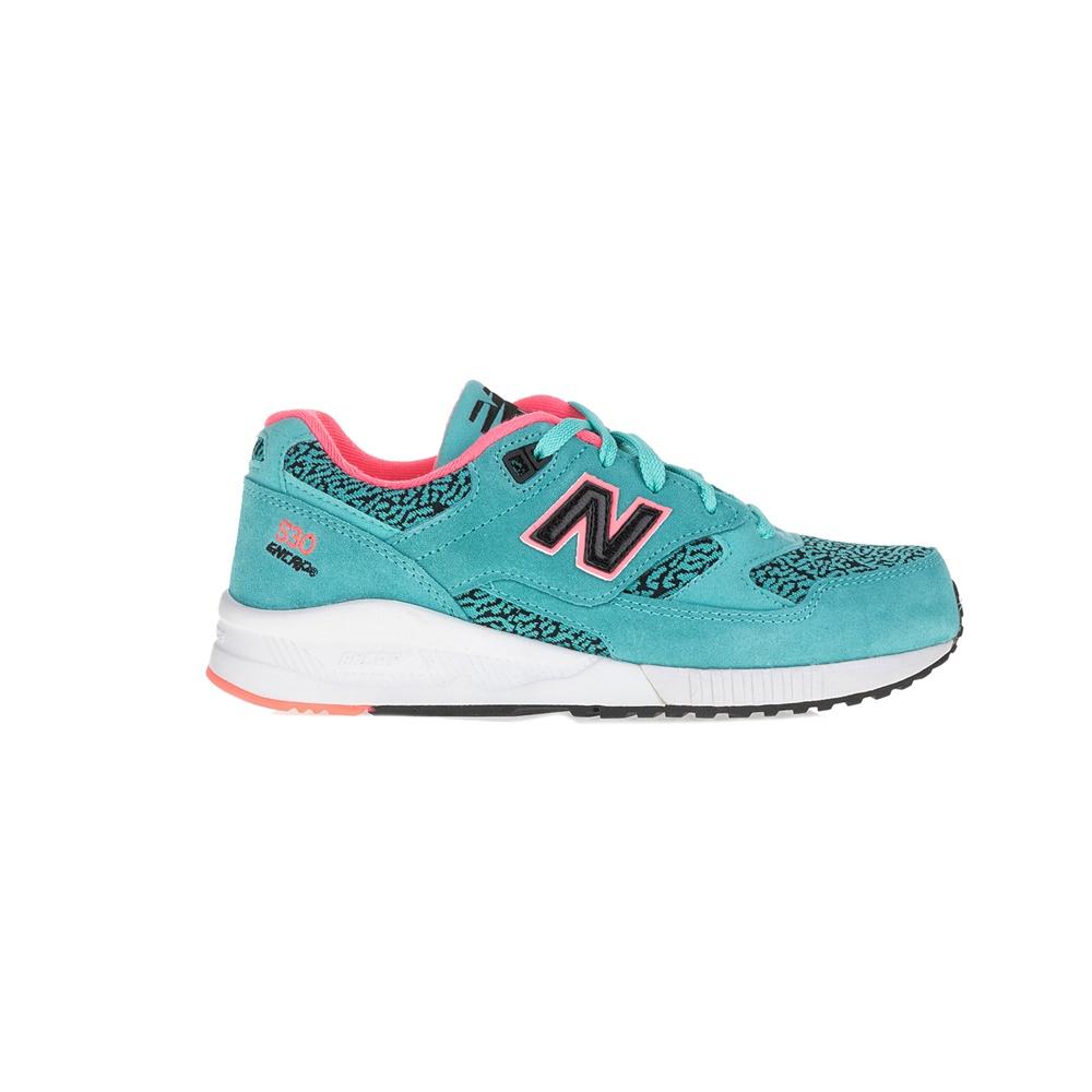 NEW BALANCE - Γυναικεία sneakers NEW BALANCE τιρκουάζ γυναικεία παπούτσια sneakers