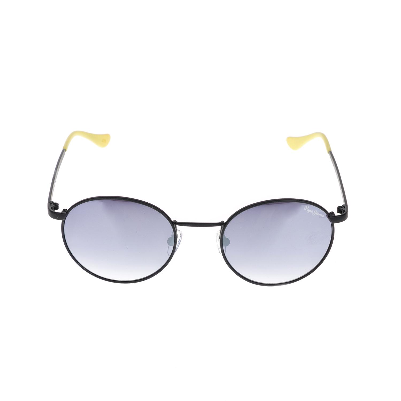 PEPE JEANS - Unisex γυαλιά ηλίου PEPE JEANS μαύρα γυναικεία αξεσουάρ γυαλιά ηλίου