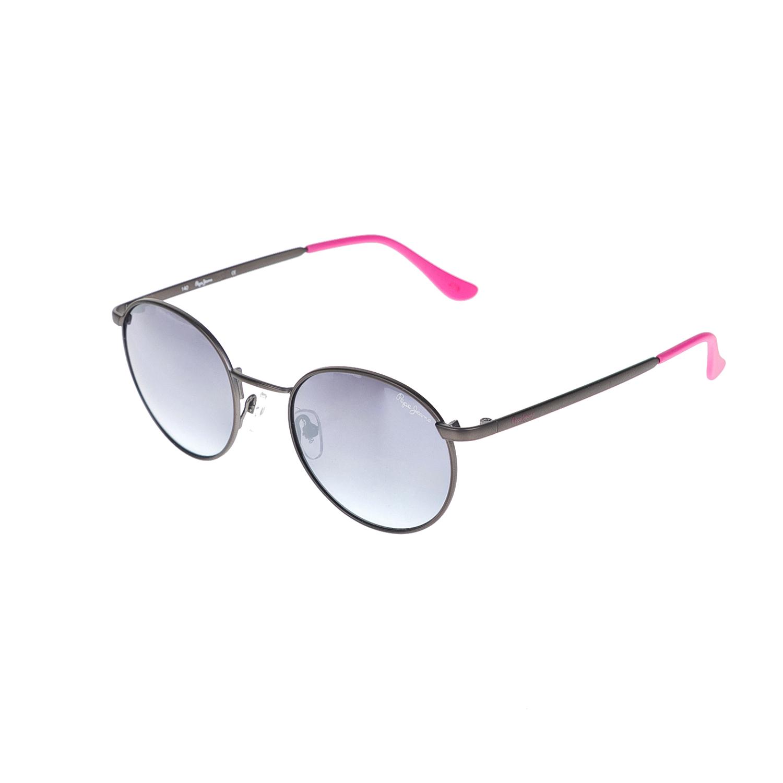 PEPE JEANS - Unisex γυαλιά ηλίου PEPE JEANS γκρι γυναικεία αξεσουάρ γυαλιά ηλίου