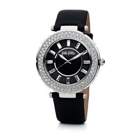 4b4c6b0741 FOLLI FOLLIE. Γυναικείο ρολόι Folli Follie BEAUTIME μαύρο