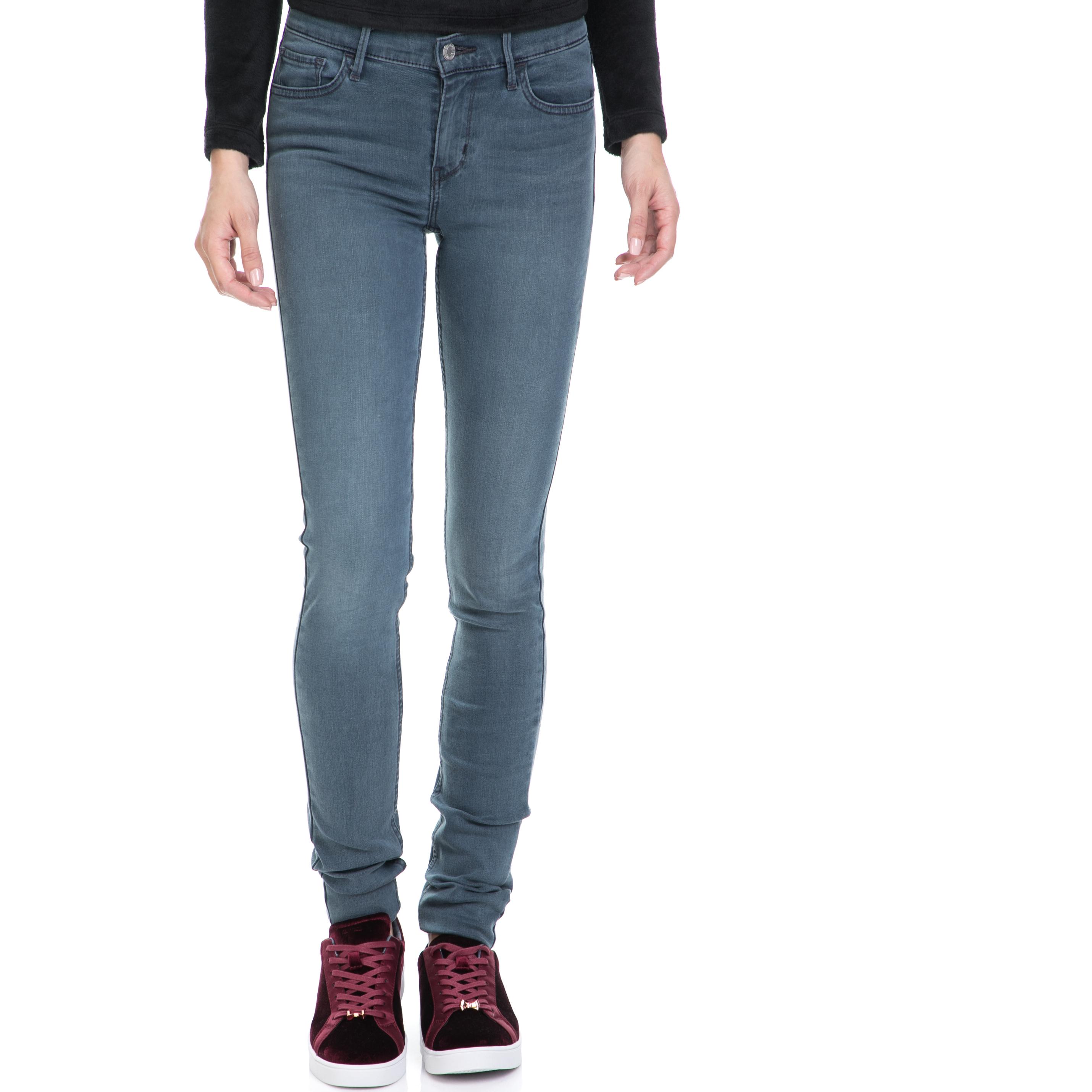 LEVI'S - Γυναικείο τζιν παντελόνι INNOVATION SUPER SKINNY LEVI'S μπλε