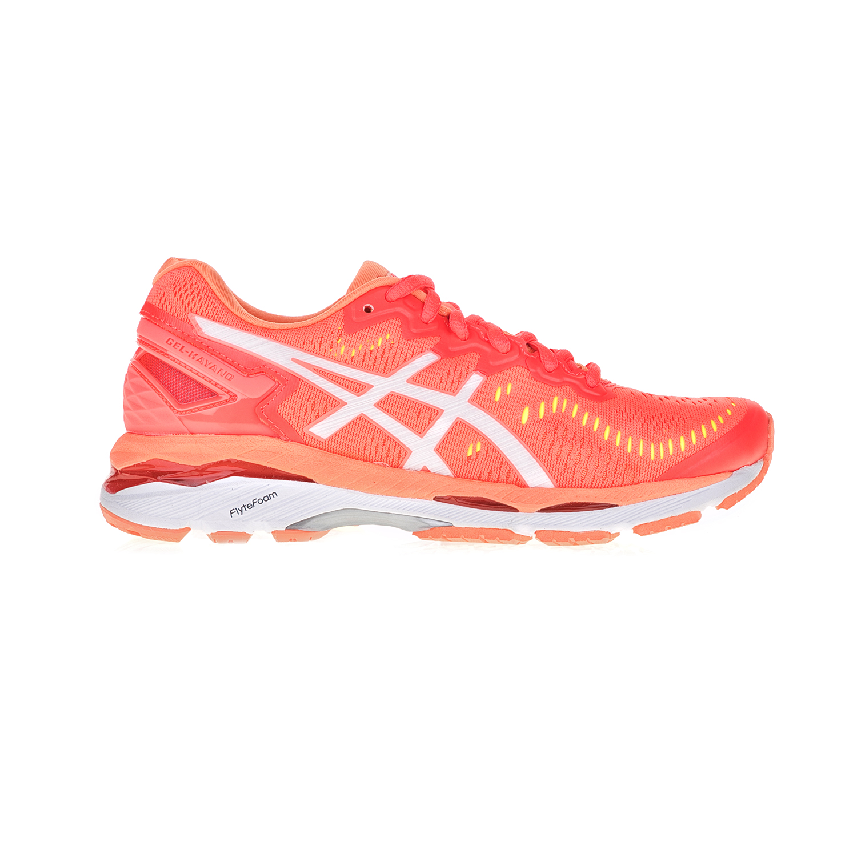 ASICS - Γυναικεία αθλητικά παπούτσια ASICS GEL-KAYANO 23 πορτοκαλί γυναικεία παπούτσια αθλητικά running