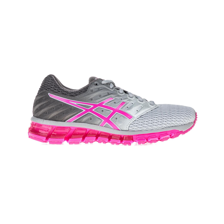 ASICS (FO) – Γυναικεία αθλητικά παπούτσια ASICS GEL-QUANTUM 180 2 γκρι-ροζ