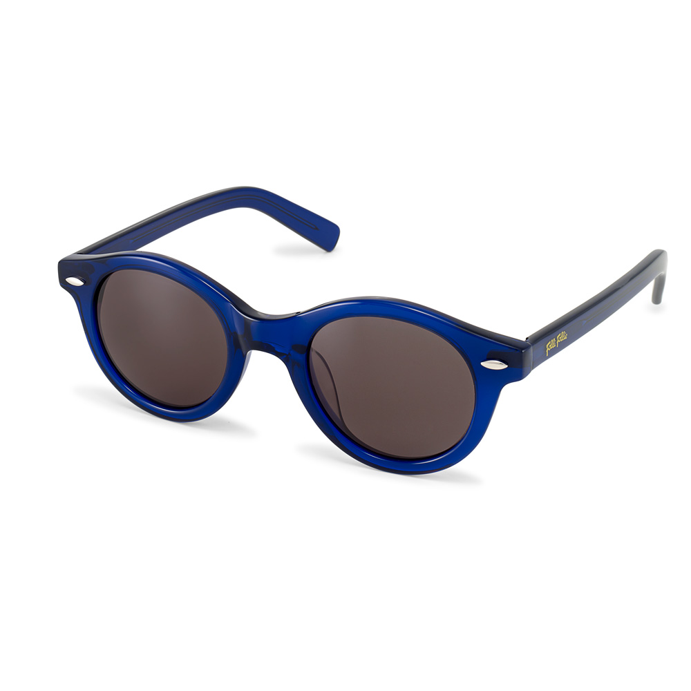 fb76f35f93 -50% FOLLI FOLLIE – Γυναικεία στρογγυλά γυαλιά ηλίου Folli Follie μπλε