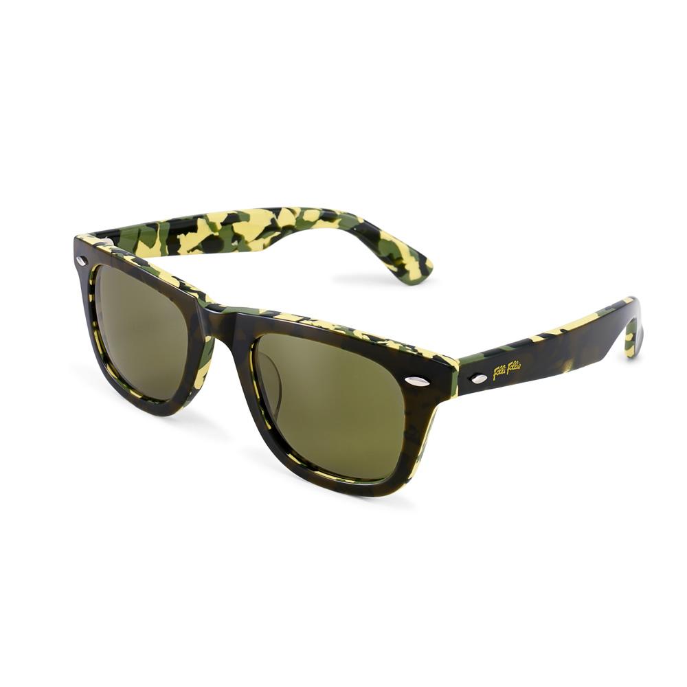 5fa3e3a217 FOLLI FOLLIE - Γυναικεία τετράγωνα γυαλιά ηλίου Folli Follie με παραλλαγή