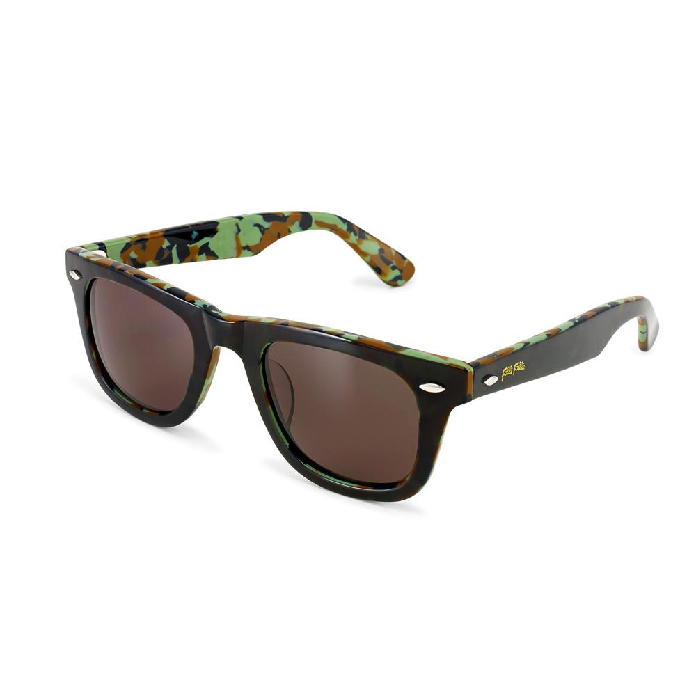 FOLLI FOLLIE - Γυναικεία τετράγωνα γυαλιά ηλίου Folli Follie με παραλλαγή γυναικεία αξεσουάρ γυαλιά ηλίου