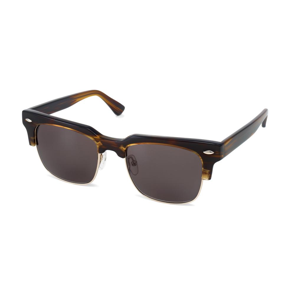 52de19b9f0 FOLLI FOLLIE - Γυναικεία τετράγωνα γυαλιά ηλίου Folli Follie καφέ