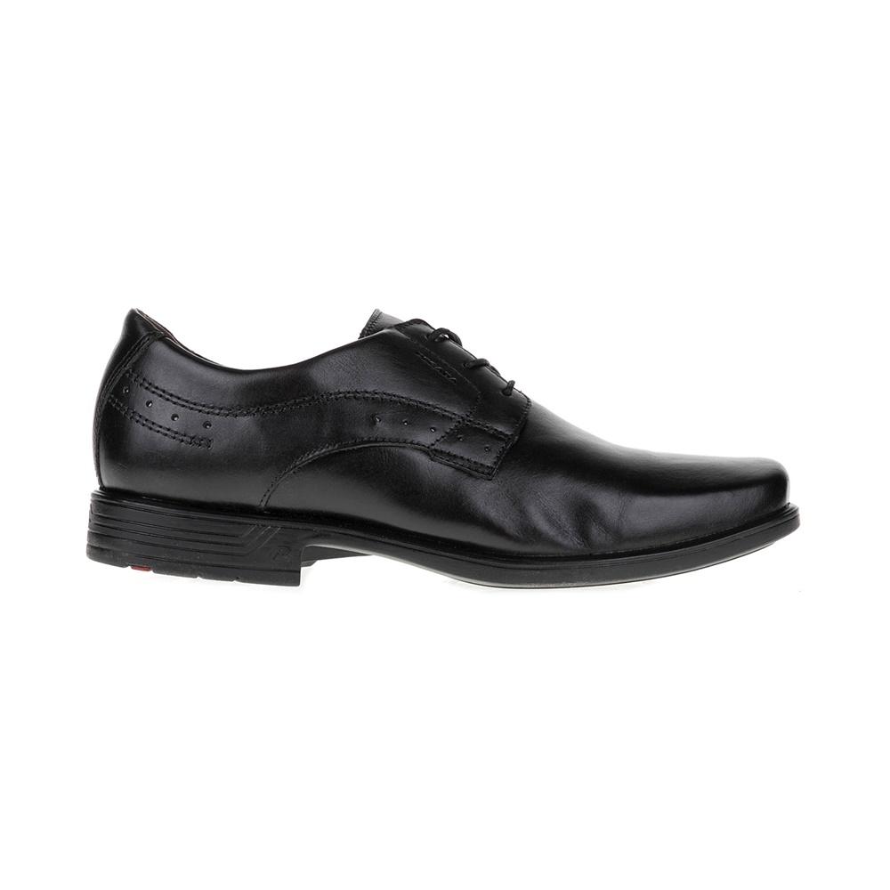 PEGADA - Ανδρικά δετά παπούτσια PEGADA μαύρα ανδρικά παπούτσια δετά επίσημα