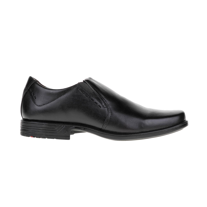 PEGADA - Ανδρικά μοκασίνια PEGADA μαύρα - IFY Shoes 9facd85973b