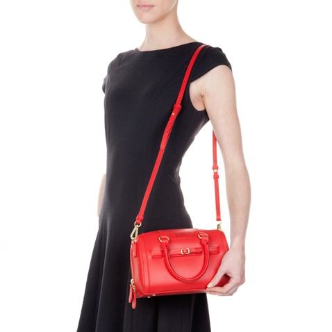 7c1c4a7af58 Γυναικεία τσάντα χειρός FOLLI FOLLIE κόκκινη (1629143.0-0000 ...