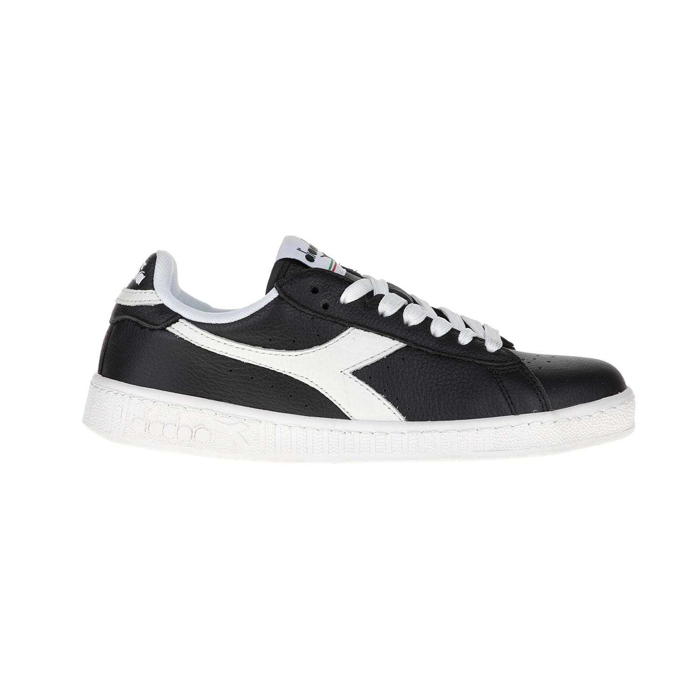 DIADORA – Unisex παπούτσια T1/T2 GAME L LOW DIADORA μαύρα-λευκά