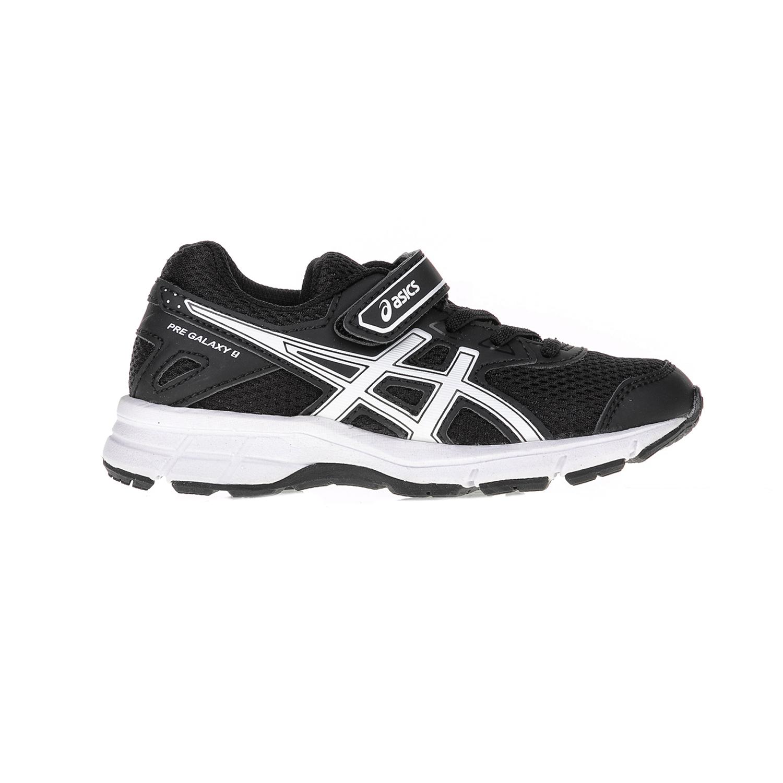 ASICS – Παιδικά αθλητικά παπούτσια PRE GALAXY 9 PS μαύρα-λευκά