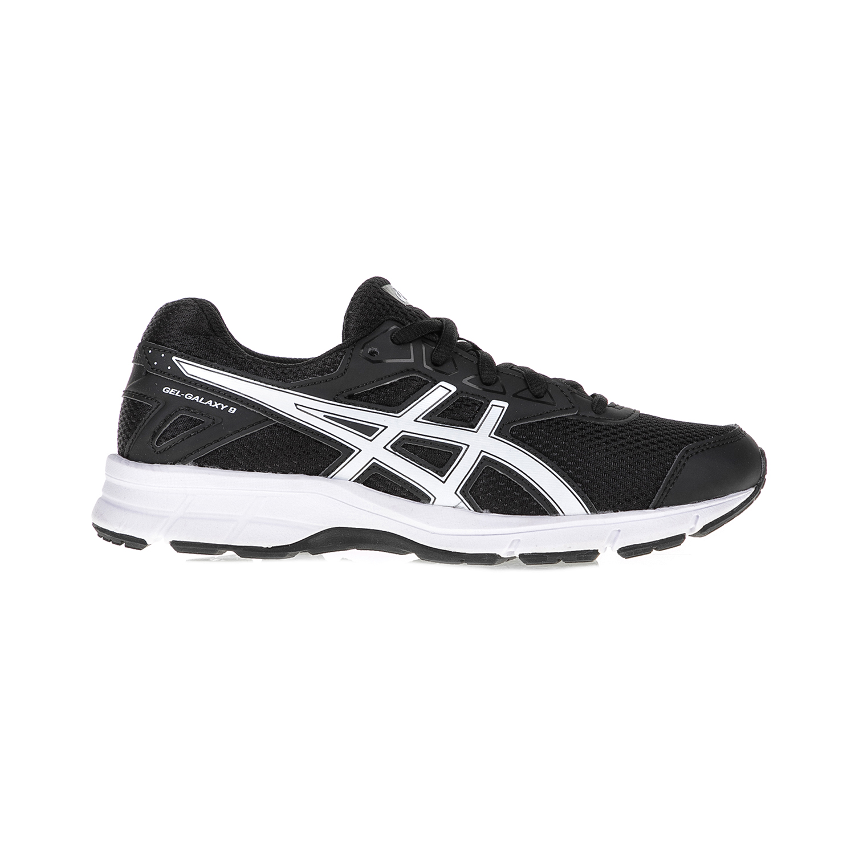 46b0d555237 ASICS – Παιδικά αθλητικά παπούτσια ASICS GEL-GALAXY 9 GS μαύρα-λευκά ...