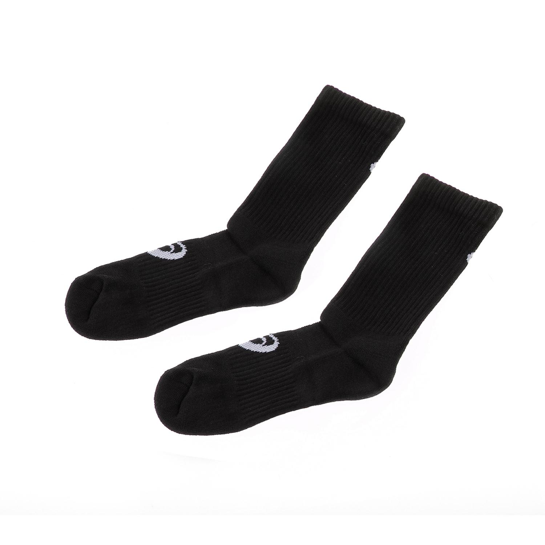 ASICS - Κάλτσες για τρέξιμο ASICS 6PKK CREW SOCK μαύρες γυναικεία αξεσουάρ κάλτσες
