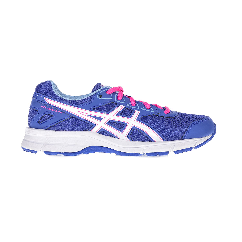 ASICS (FO) - Παιδικά αθλητικά παπούτσια ASICS GEL-GALAXY 9 GS μοβ παιδικά girls παπούτσια αθλητικά