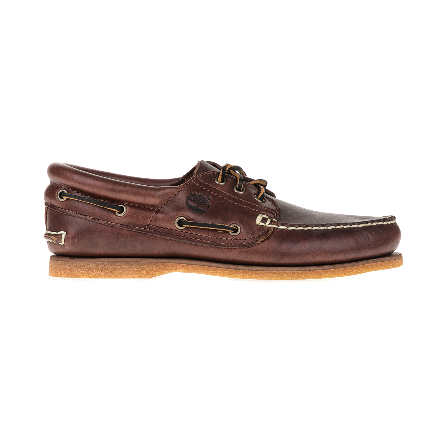 TIMBERLAND – Ανδρικά loafer TIMBERLAND (1) 3I PAD COLLAR B καφέ
