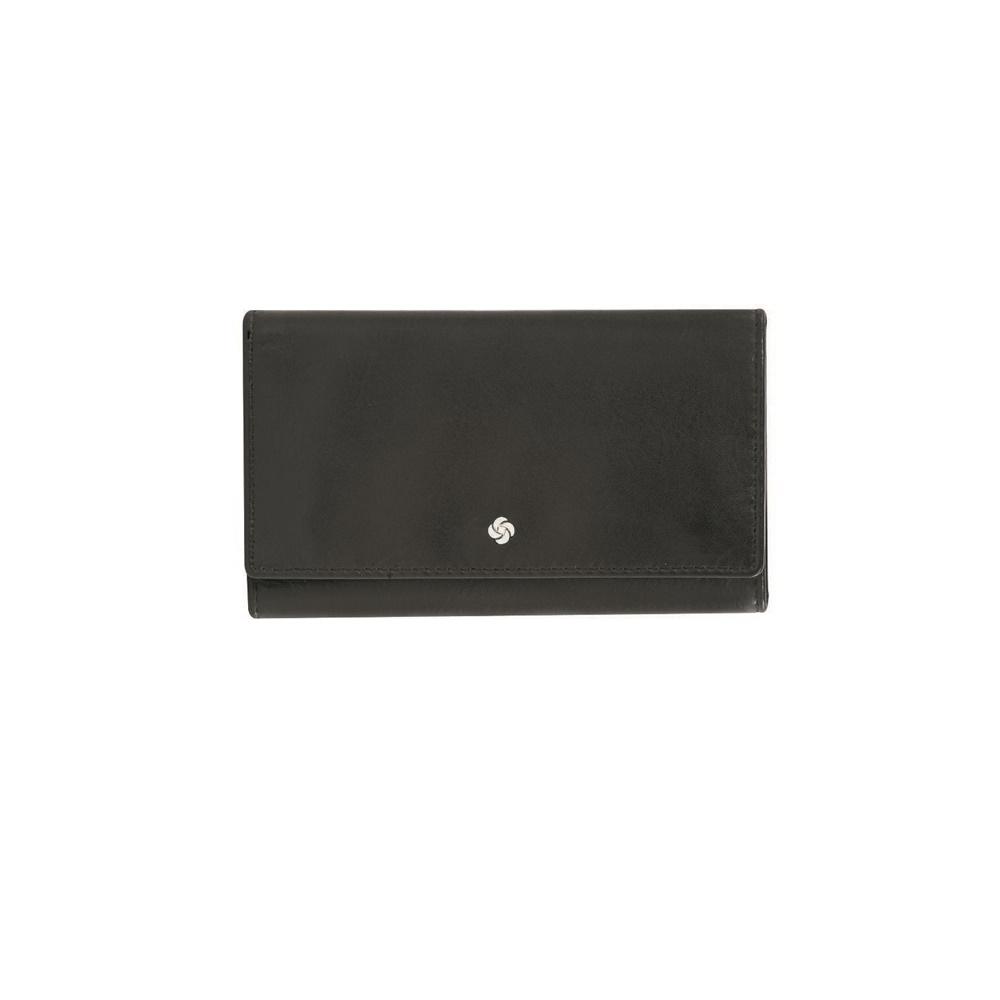 SAMSONITE - Unisex πορτοφόλι CLASS μαύρο γυναικεία αξεσουάρ πορτοφόλια μπρελόκ πορτοφόλια