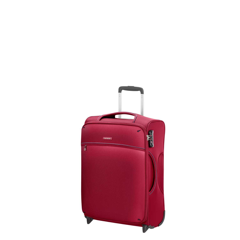 SAMSONITE - Βαλίτσα καμπίνας B-LITE FRESH UPRIGHT 55/20 κόκκινη γυναικεία αξεσουάρ είδη ταξιδίου βαλίτσες καμπίνας