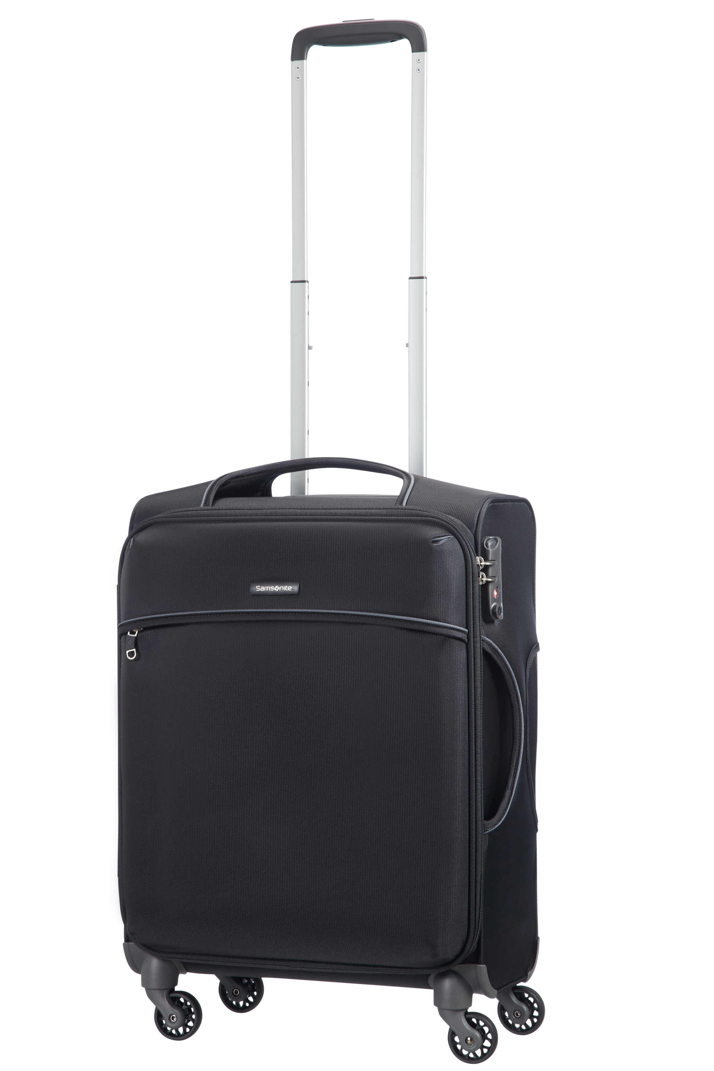 SAMSONITE - Βαλίτσα καμπίνας B-LITE FRESH SPINNER 55/20 μαύρη γυναικεία αξεσουάρ είδη ταξιδίου βαλίτσες καμπίνας