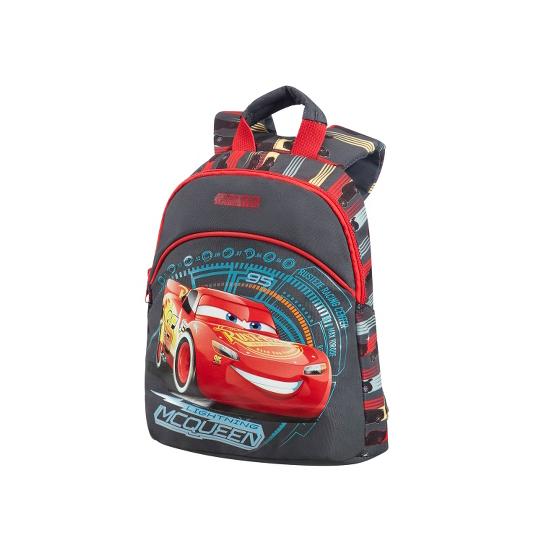 AMERICAN TOURISTER - Τσάντα πλάτης NEW WONDER CARS 3 παιδικά boys αξεσουάρ τσάντες σακίδια