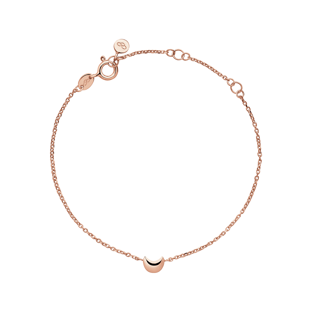 LINKS OF LONDON - Ασημένιο βραχιόλι Outlet Moon γυναικεία αξεσουάρ κοσμήματα βραχιόλια