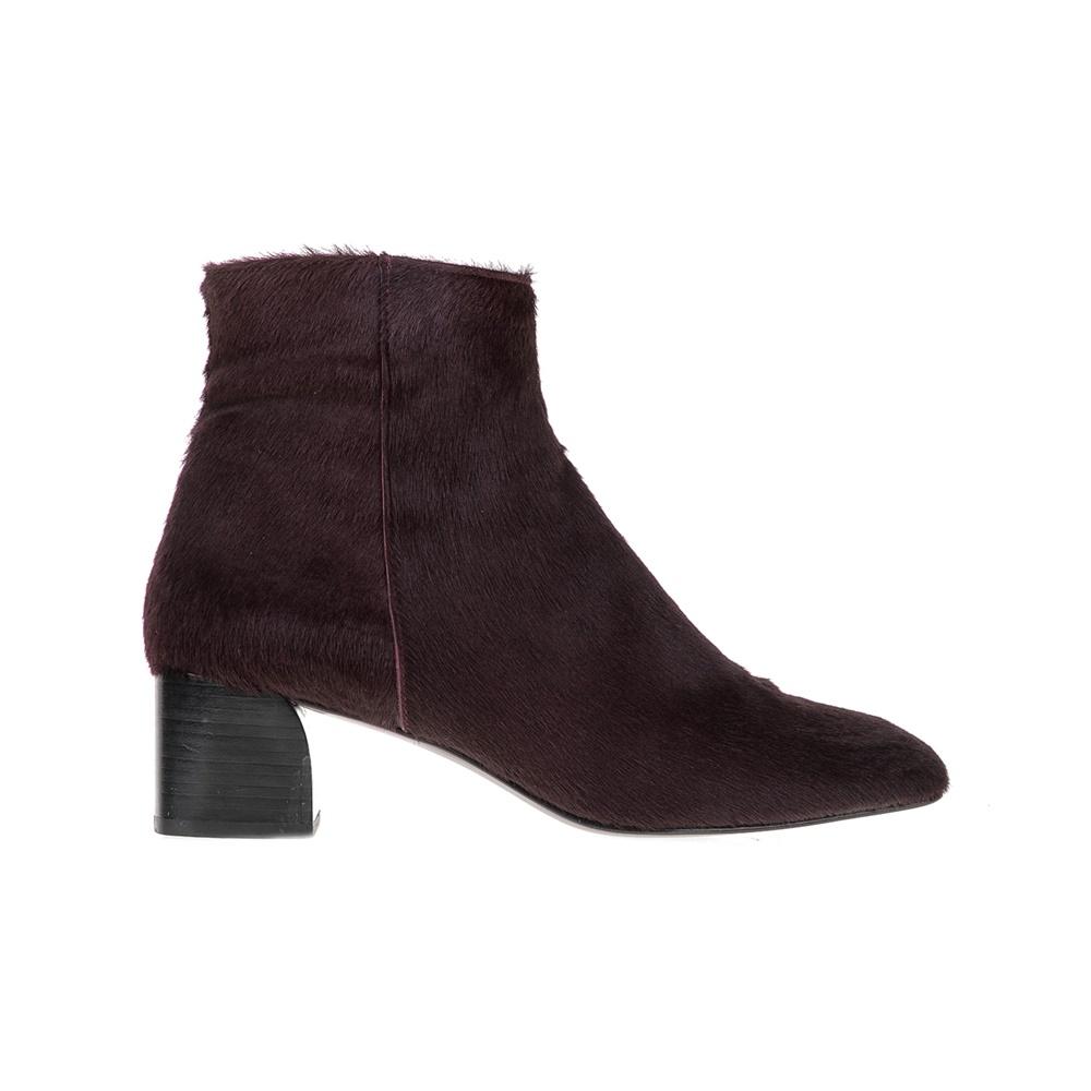 CASTANER - Γυναικεία μποτάκια LEO CASTANER μπορντό γυναικεία παπούτσια μπότες μποτάκια μποτάκια