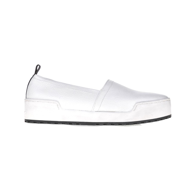f37d44ab048 CASTANER - Γυναικεία loafers CASTANER λευκά - ΓΥΝΑΙΚΕΙΑ, Μπαλαρίνες