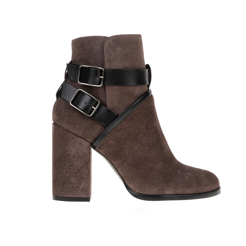 CASTANER - Γυναικεία μποτάκια CARLA CASTANER καφέ γυναικεία παπούτσια μπότες μποτάκια μποτάκια