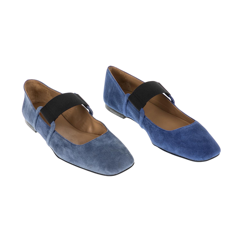 5cc9cddaa35 CASTENER - Γυναικείες μπαλαρίνες LASA CASTANER μπλε, ΓΥΝΑΙΚΑ | ΠΑΠΟΥΤΣΙΑ |  ΜΟΚΑΣΙΝΙΑ