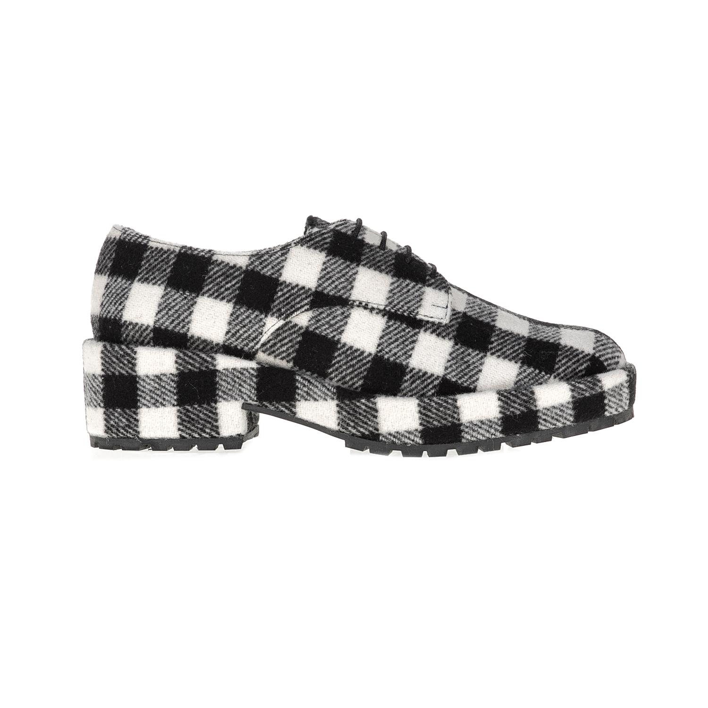 CASTANER – Γυναικεία παπούτσια BERTA CASTANER μαύρα-λευκά