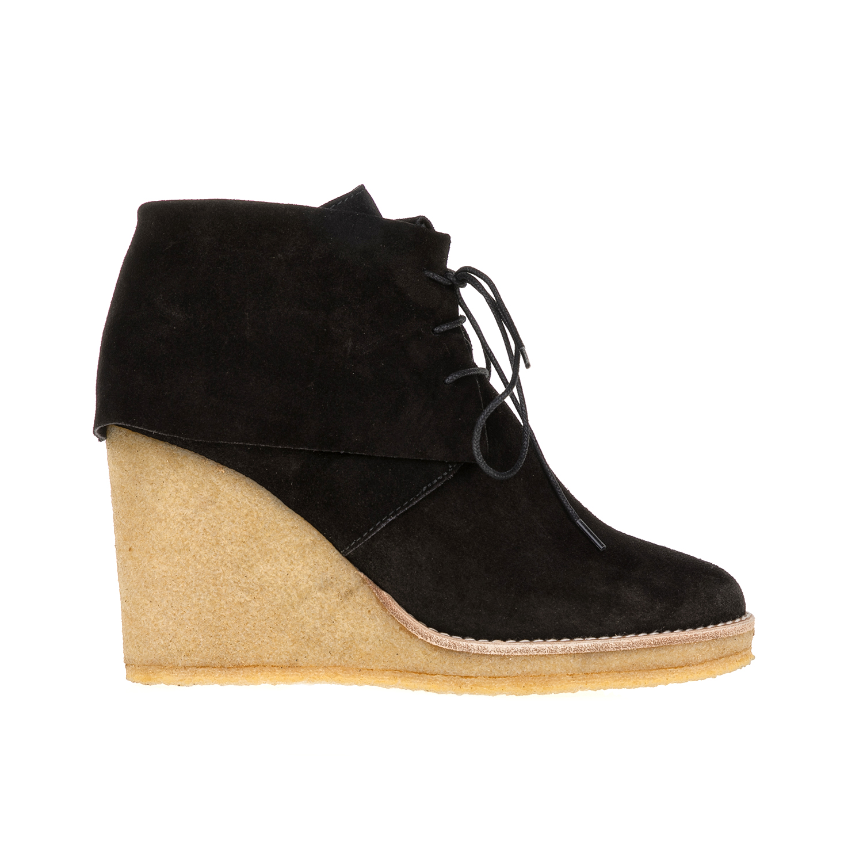 CASTANER - Γυναικεία μποτάκια OFELIA CASTANER μαύρα γυναικεία παπούτσια μπότες μποτάκια μποτάκια