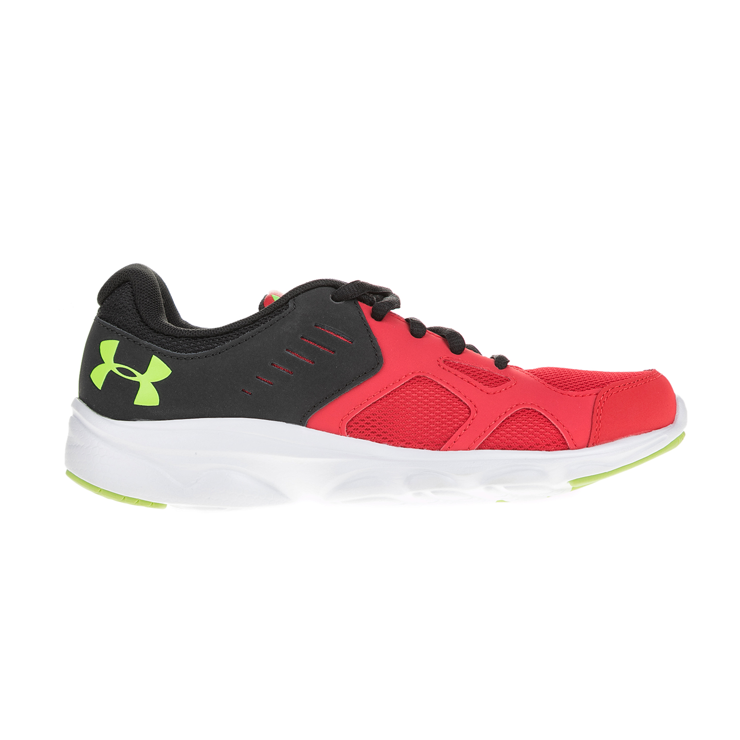 UNDER ARMOUR – Αγορίστικα αθλητικά παπούτσια UNDER ARMOUR BGS PACE RN κόκκινα