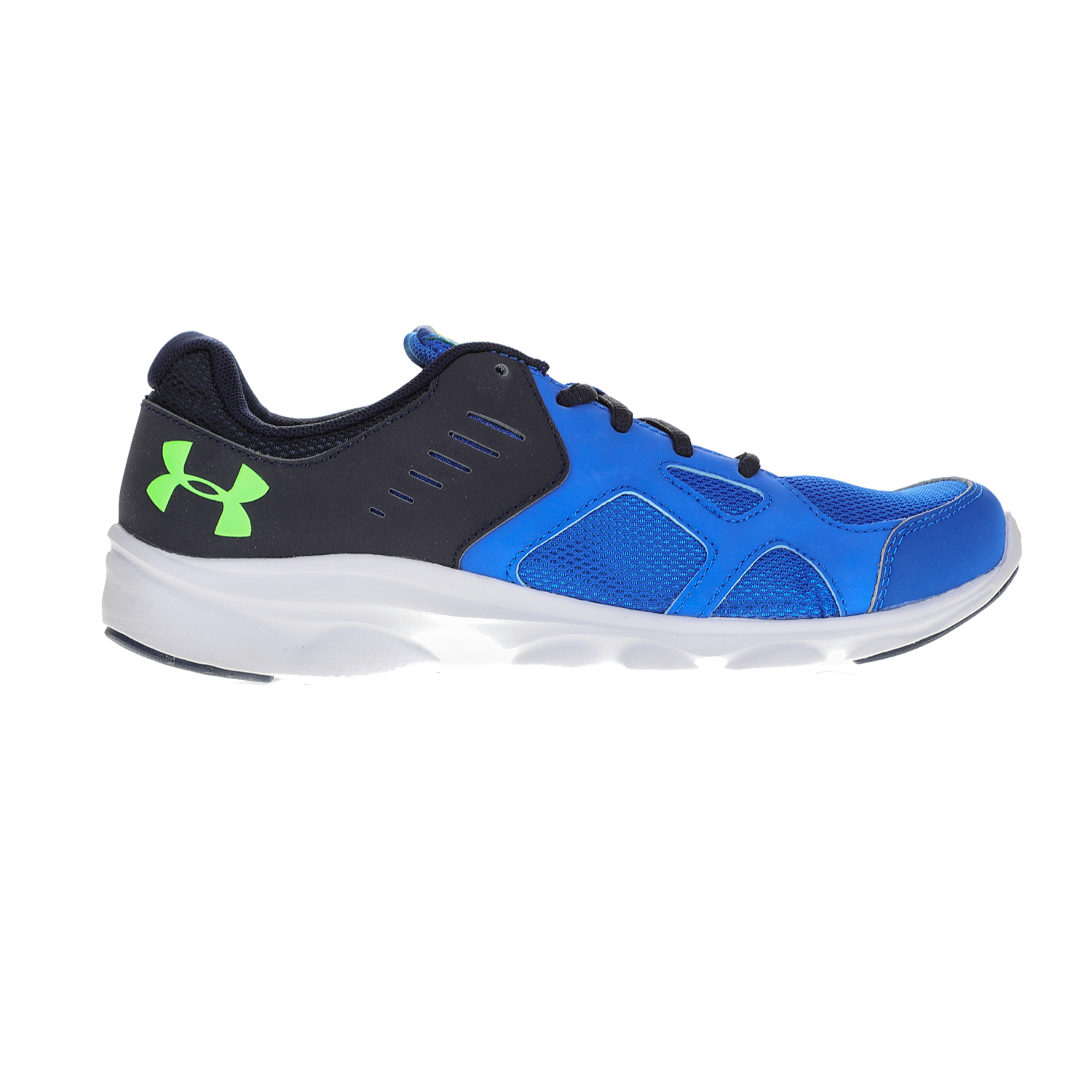 UNDER ARMOUR – Αγορίστικα αθλητικά παπούτσια UNDER ARMOUR BGS PACE RN μπλε 803be73dce3