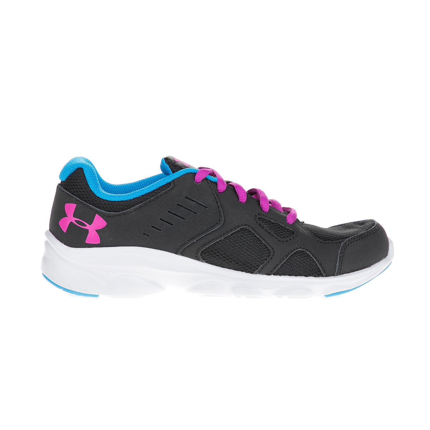 UNDER ARMOUR – Κοριτσίστικα αθλητικά παπούτσια UNDER ARMOUR GGS PACE RN μαύρα