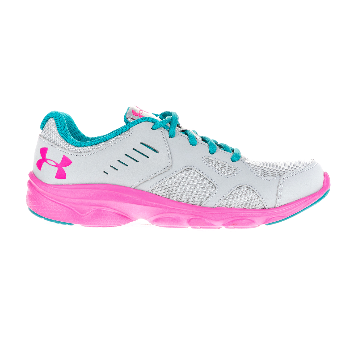 UNDER ARMOUR – Κοριτσίστικα αθλητικά παπούτσια UNDER ARMOUR GGS PACE RN γκρι