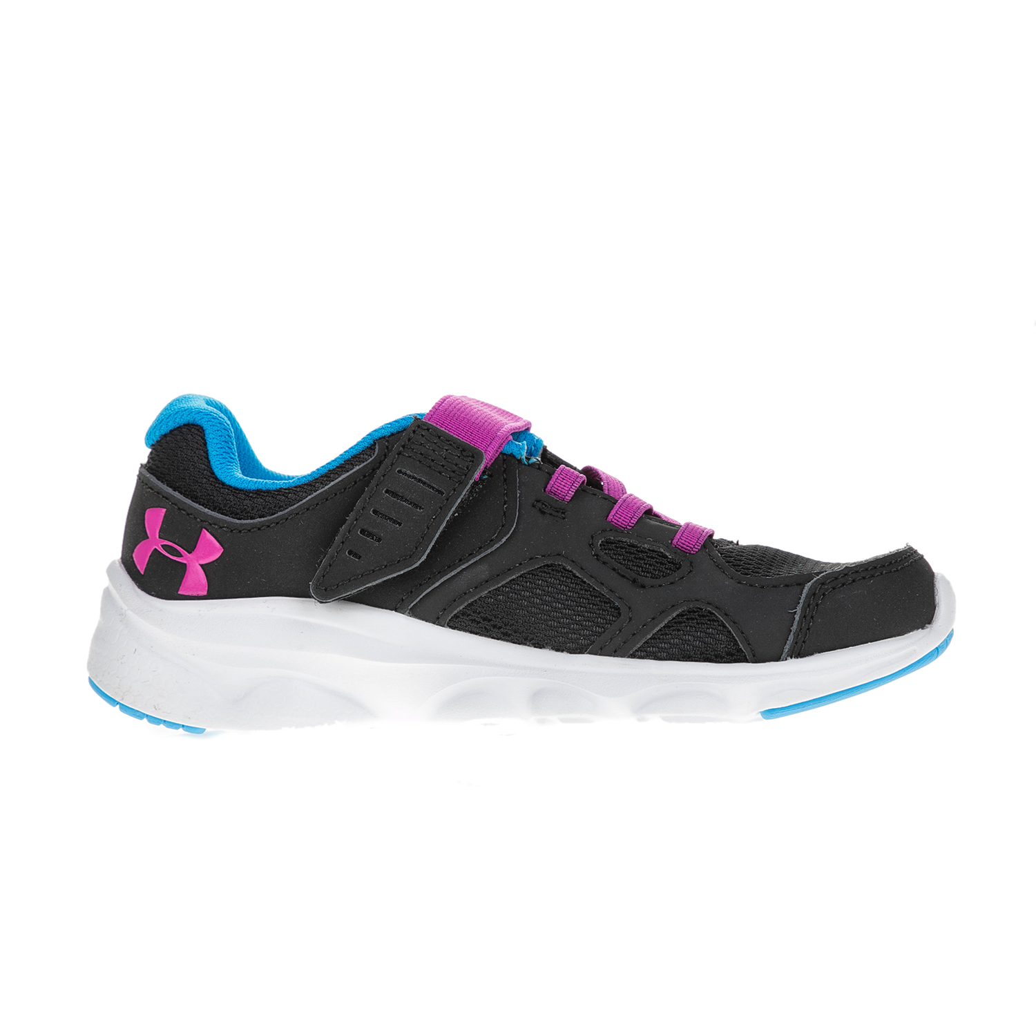 UNDER ARMOUR – Κοριτσίστικα αθληρικά παπούτσια UNDER ARMOUR GPS PACE RN AC μαύρα