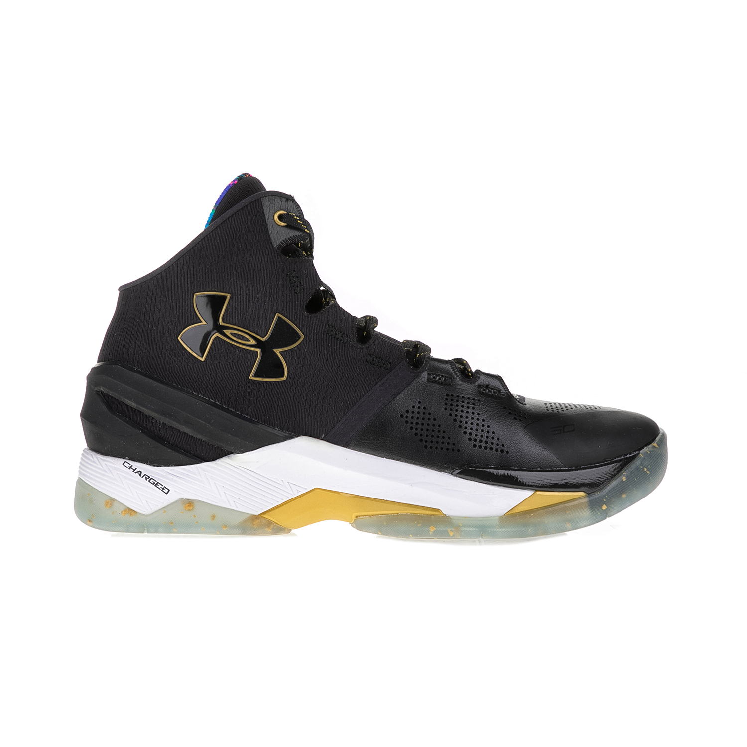 eff4c753821c UNDER ARMOUR – Ανδρικά παπούτσια μπάσκετ UNDER ARMOUR CURRY 2 LE μαύρα