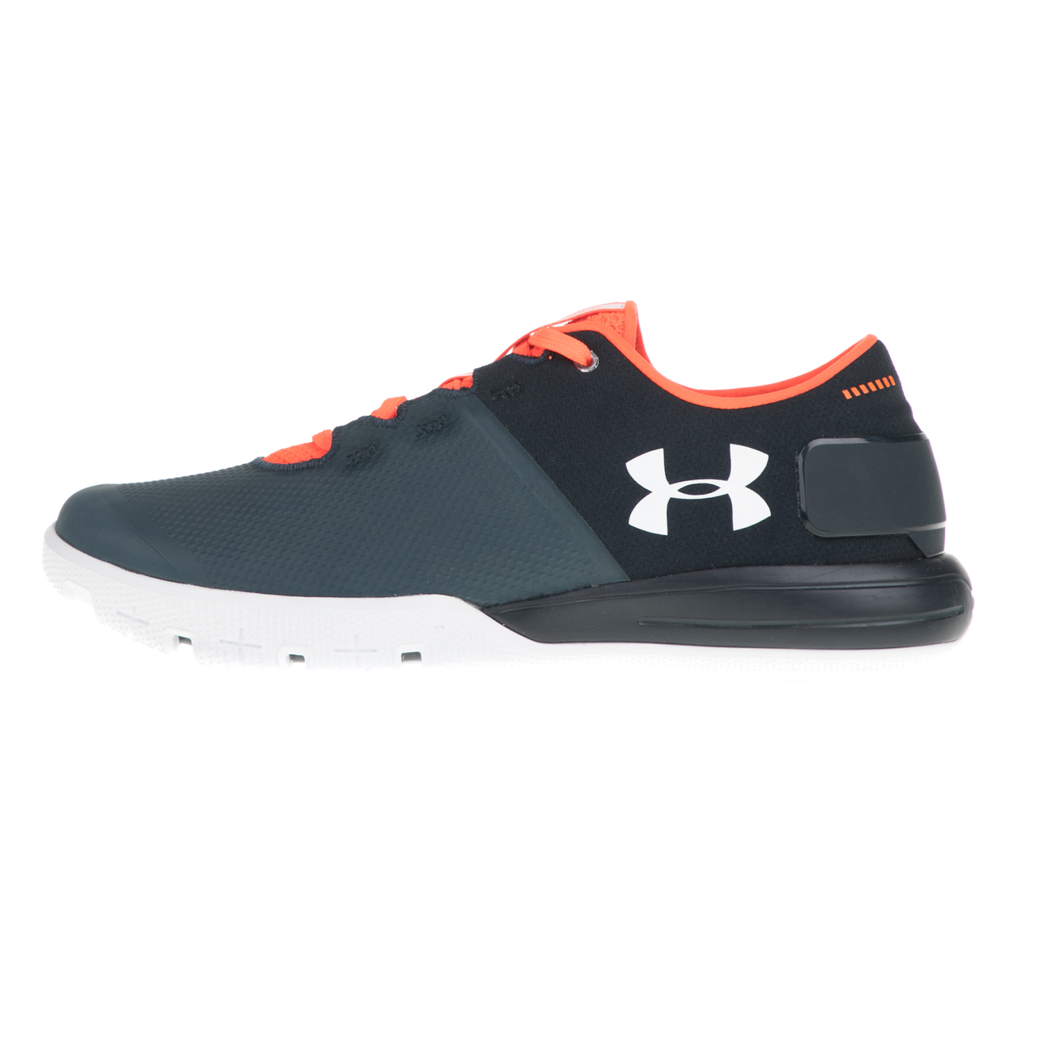 UNDER ARMOUR – Ανδρικά αθλητικά παπούτσια UNDER ARMOUR Charged Ultimate TR 2.0 μαύρα-γκρι