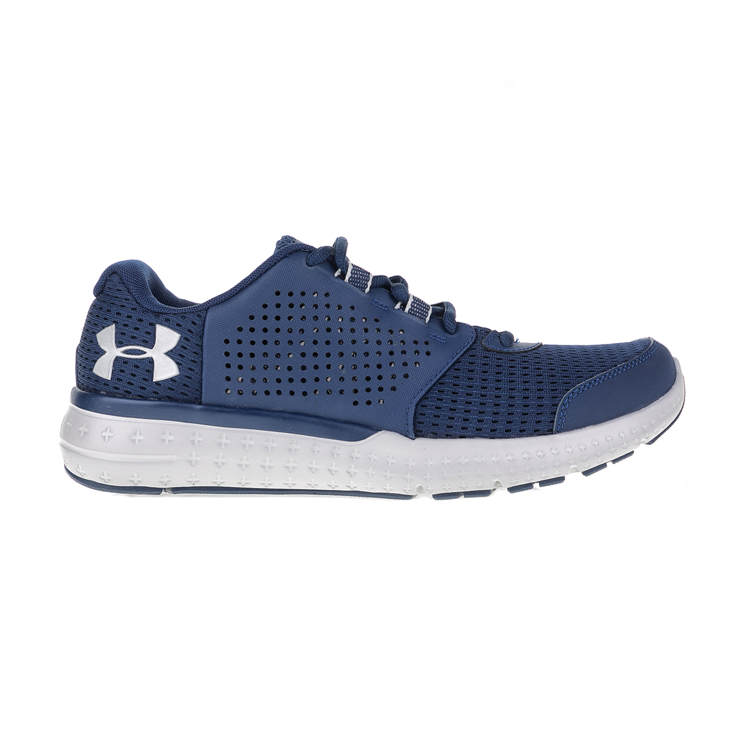 301a6bb2307 UNDER ARMOUR – Ανδρικά αθλητικά παπούτσια UNDER ARMOUR Micro G Fuel RN  μπλε. Factoryoutlet