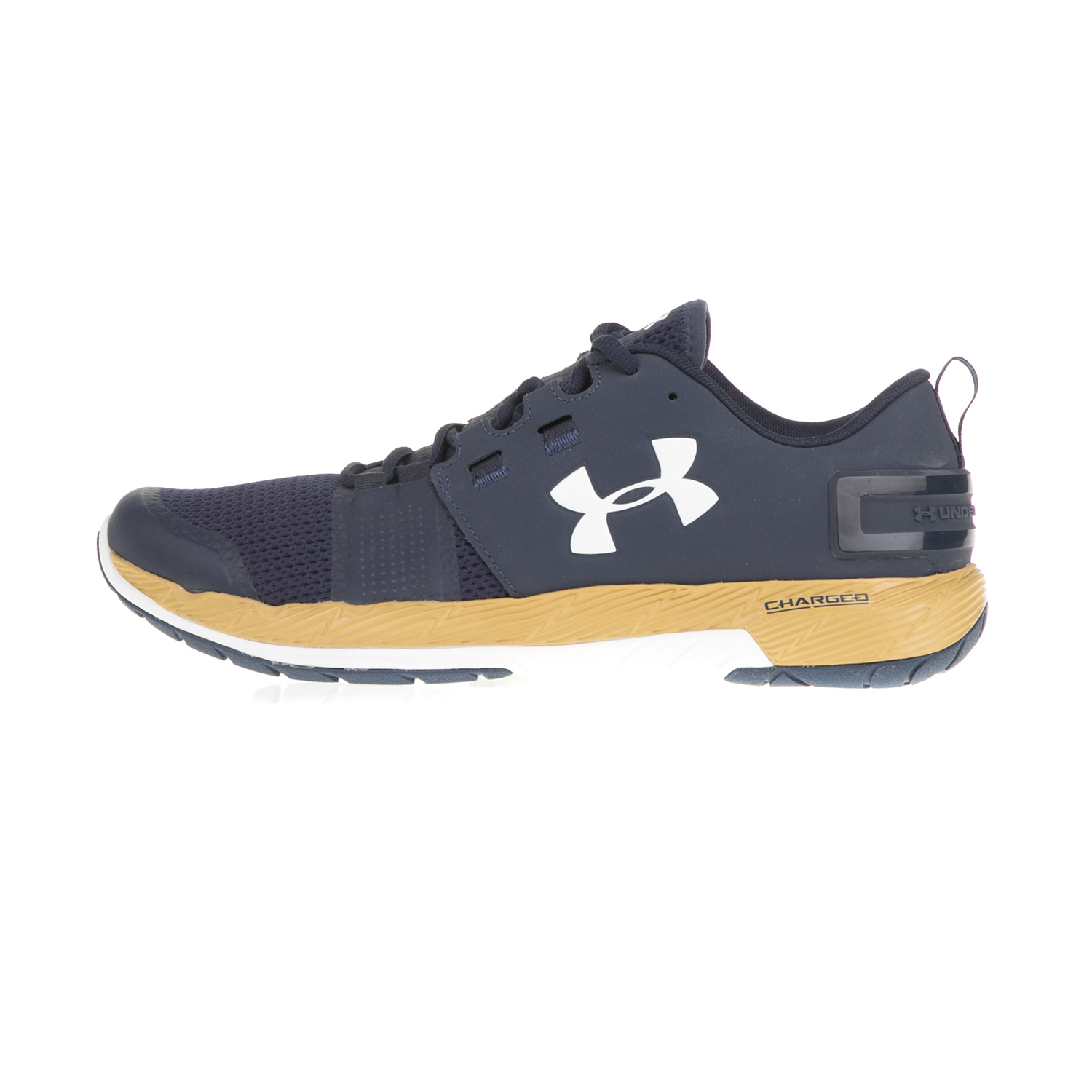 UNDER ARMOUR - Ανδρικά αθλητικά παπούτσια UNDER ARMOUR Commit TR γκρι ανδρικά παπούτσια αθλητικά training