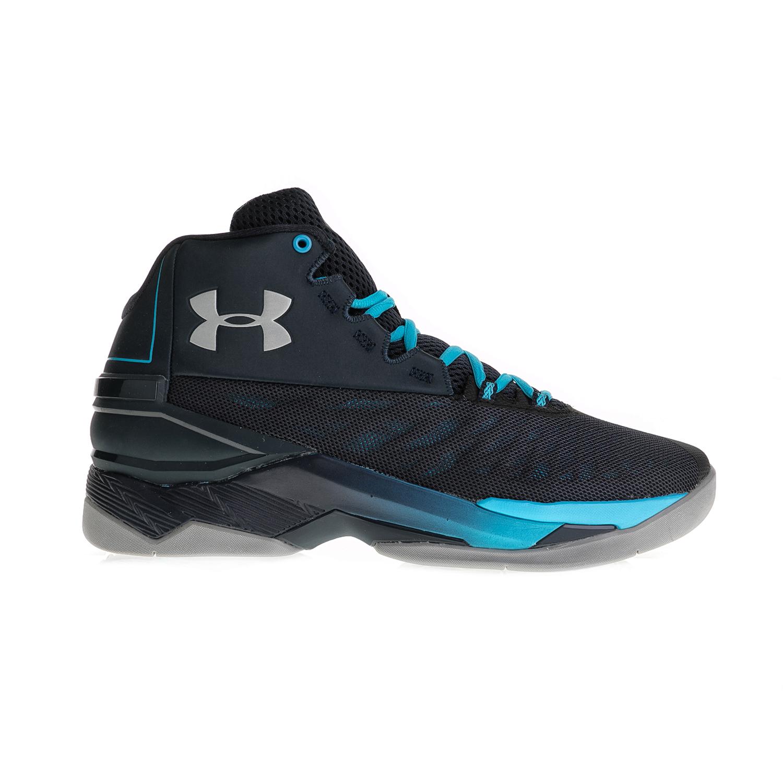 UNDER ARMOUR – Ανδρικά αθλητικά παπούτσια UNDER ARMOUR Longshot μαύρα-μπλε
