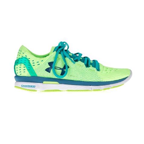d3d685f1243 Γυναικεία αθλητικά παπούτσια UNDER ARMOUR SPEEDFORM SLINGSHOT πράσινα-μπλε  (1630743.1-0078) | Factory Outlet